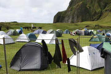 Campsite Vestmannaeyjar