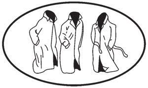 3 Frakkar