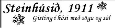 Steinhusid 1911